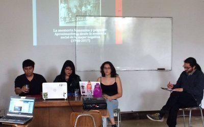 PROYECTO MEMORIAS DE CHUCHUNCO SE HACE PRESENTE EN LAS VII JORNADAS DE HISTORIA SOCIAL POPULAR – UCH